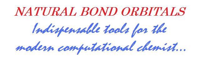 NATURAL BOND ORBITAL 6 0 HOME